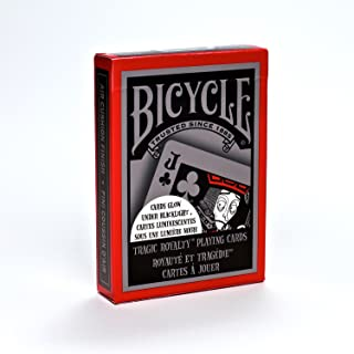 Bicycle Tragic Royalty Playing Cards (Pack of 2)