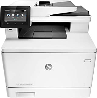 HP LaserJet Pro M477fnw All-in-One Wireless Color Laser Printer with Built-in..