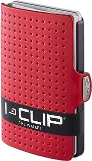 I-CLIP Original Black AdvantageR Red, Credit Card Holder, Wallet, Money Clip