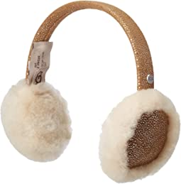 Classic Water Resistant Sheepskin Earmuff (Toddler/Little Kids)