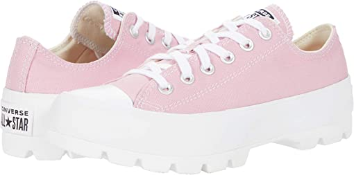Lotus Pink/White/White