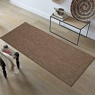 Ottomanson jardin collection runner rug, 2' x 5', Dark Brown