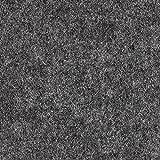 Fabulous Fabrics Filz dunkelgrau, Uni, 90cm breit, 3 mm