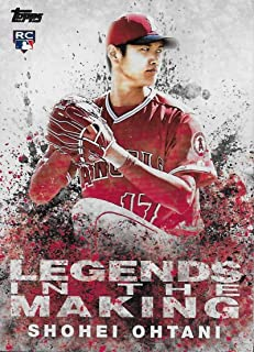 2018 topps series 2 ohtani