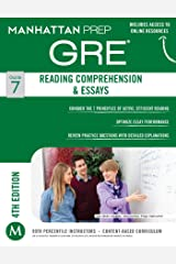GRE Reading Comprehension & Essays (Manhattan Prep GRE Strategy Guides Book 7) Kindle Edition