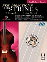 New Directions for Strings Double Bass Book 2