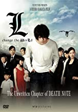 Death Note: L, Change the World (DVD)
