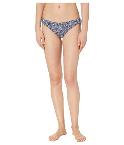 Polo Ralph Lauren Sprouting Floral Side Laced French Pant (Blue) Women