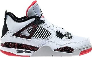 Nike Mens Air Jordan 4 Retro Basketball Shoe (9.5)