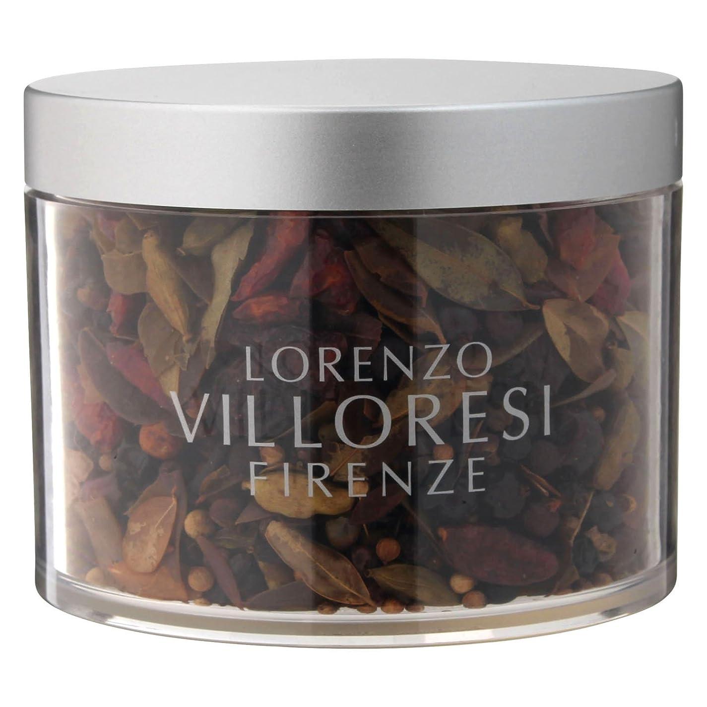 療法未接続腸LORENZO VILLORESI ポプリ ピペルニグラム 200g