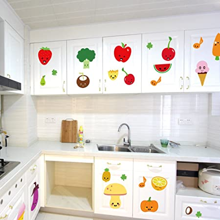 Waterproof Anti-oil Stain Kitchen Decoration Wall Sticker Decal Tile SALE U7N5