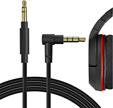 Geekria Gaming Headset Cord Extension for Tutle Beach Talkback Cable/Chat/Audio Cable for The PS4 / Xbox One Controller wi...