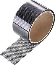 Sticky Draden Patch Reparatie Tape, Vensternet Anti-muggengaas met sterke lijm voor raam- en deurscherm reparatie (grijs)