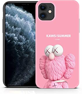 Shellstyle Fashion Cute iPhone Cases Compatible with iPhone 11 (6.1 inch Screen) 2019, Luxury Flexible Gel Case with Whole Edge Protection (Pink kks, iPhone 11(6.1 inch Screen))
