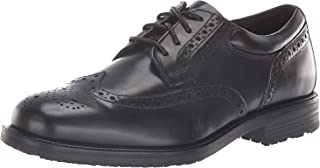 Men's Essential Details Waterproof Wingtip Oxford Shoe