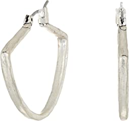 Lucky Brand - Fan Hoop Earrings