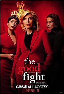 Vscdye The Good Fight Saison 4 Films Classiques Affiches et Impressions Art Toile Peinture décor à la Maison Art Affiche I...