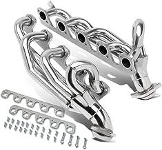 For Dodge Ram 2500/3500 8.0L V10 Stainless Steel 5-1 Shorty Exhaust Header Manifold