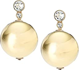 Kate Spade New York - Golden Girl Drop Earrings