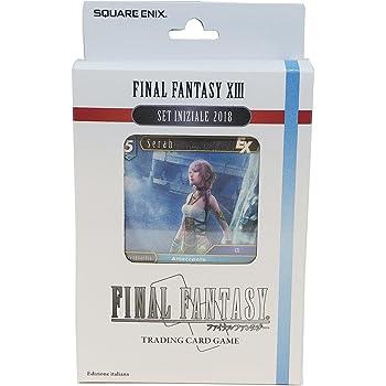Set iniziale 2018 ST08 FF Gioco di Carte Collezionabili in ITALIANO XIV Mazzo Final Fantasy 14