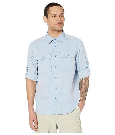 Mountain Hardwear Canyontm L/S Shirt (Deep Lake) Men