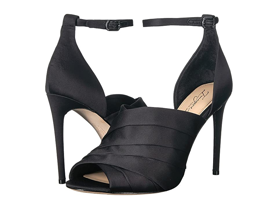 Imagine Vince Camuto Rander (Black Satin Jersey) High Heels