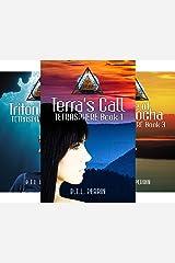 Tetrasphere (4 Book Series) Kindle Edition