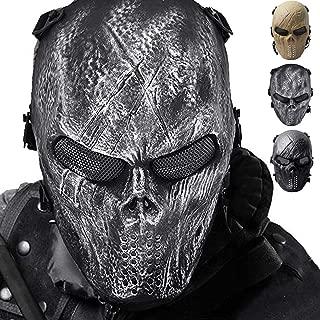 Best predator paintball mask cover Reviews