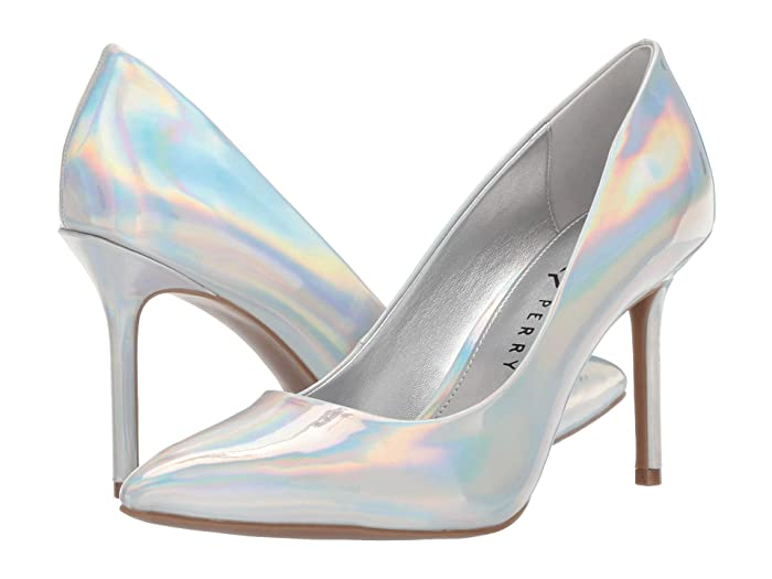 Katy Perry The Sissy (Silver 3) Women's Shoes