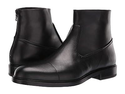 Vince Beckett (Black Tender Leather) Men
