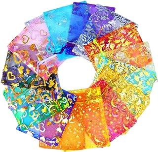 Cloudreteil Potli (Multicolored) Pack of 5 Bags