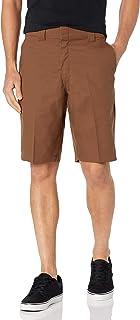 Men's 11 Inch Flex Flat Front Active Waist Short