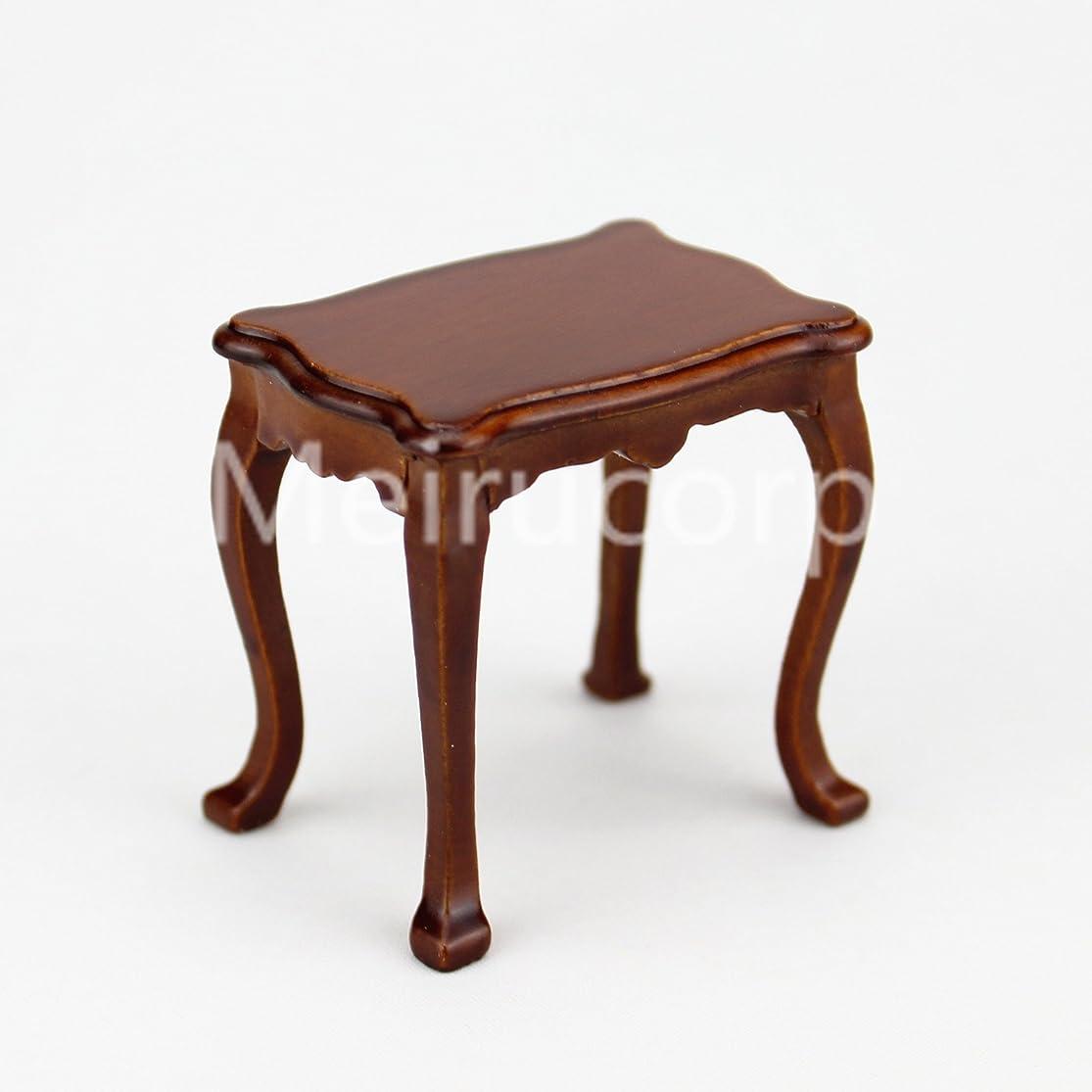 アコード船乗りヒューズDollhouse 1/12 scale miniature Furniture model wooden small side table 12265
