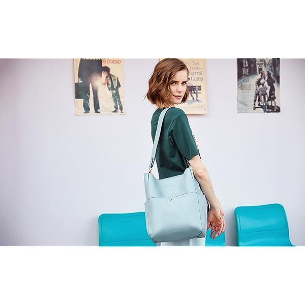 Shoulder Bucket Bags