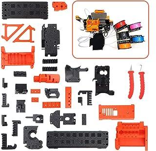 قطع غيار Decdeal PETG مطبوعة مع كاشطات متوافقة مع أكسسوارات الطابعة ثلاثية الأبعاد لـ Prusa i3 MK3S MK2.5S MMU2S DIY
