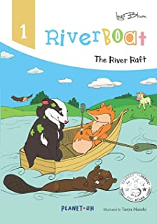 Riverboat: The River Raft