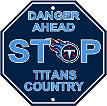 Fremont Die NFL unisex Plastic Stop Sign