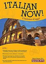 Italian Now! Level 1: L'italiano d'oggi! (Barron's Foreign Language Guides)