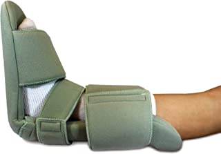 Brace Direct Padded Night Splint 90 Degree Immobilizing Stretching Sleeping Boot- Recovery for Plantar Fasciitis, Drop Foot, Achilles Inflammation and more
