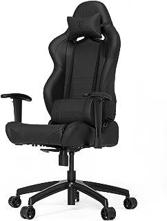 VERTAGEAR S-Line SL2000 Gaming Chair Black/Carbon Edition (Renewed)