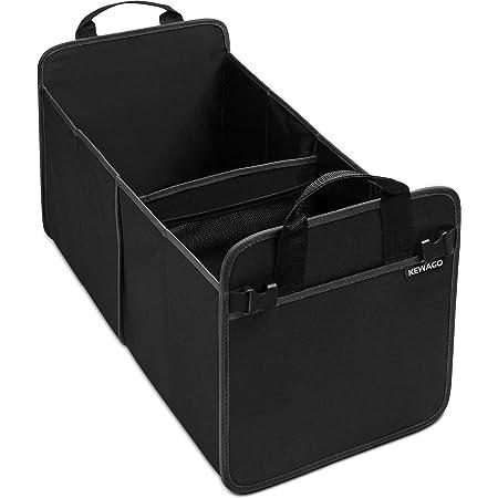 Kewago Kofferraumtasche Und Auto Kofferraum Organizer Gadget Autotasche Und Autobox Faltbox Stabil Praktisch Und Platzsparend Zubehör Für Camping Kinder Und Einkauf Eine Klappbox Für Alle Fälle Auto