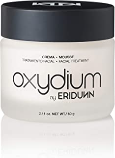 ERIDUNN Oxydium Cellular Oxygenation Anti-Aging Face Moisturizer, Natural & Organic Ingredients from EUROPE, Anti Wrinkle Day & Night Cream for Maximum Hidration & Oxygen Absorption, 2.11 oz.