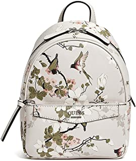 GUESS Factory Women's Leonore Floral Small Backpack - Natural Multi