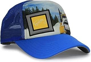 Toddler Photography Series Original Trucker Hat, Blue Blue, Toddler