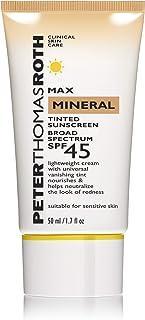 Peter Thomas Roth Max Mineral Tinted Sunscreen SPF 45, 50.27 ml