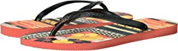 Slim Thematic Flip Flops