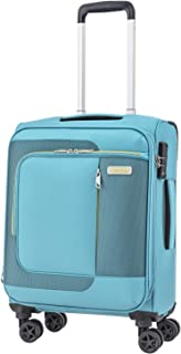 American Tourister Sens Softside Spinner Luggage with tsa lock