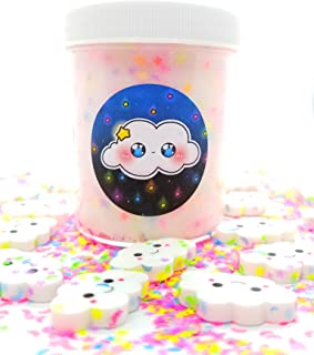 Falling Stars Fluffy Cloud Slime-Hoshimi Slimes