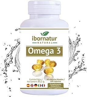 Omega 3 capsulas fish oil | Aceite