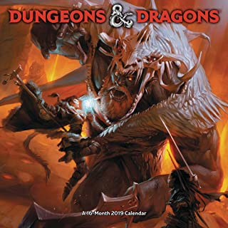 Best dungeons and dragons calendar 2019 Reviews